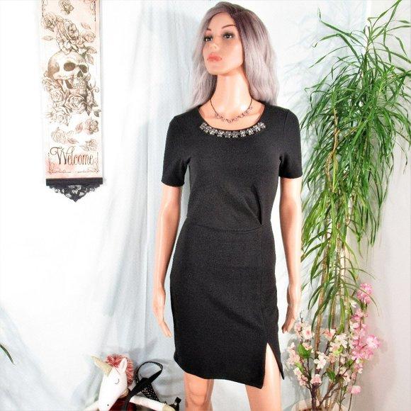 Jessica Simpson Little Black Cocktail Dress
